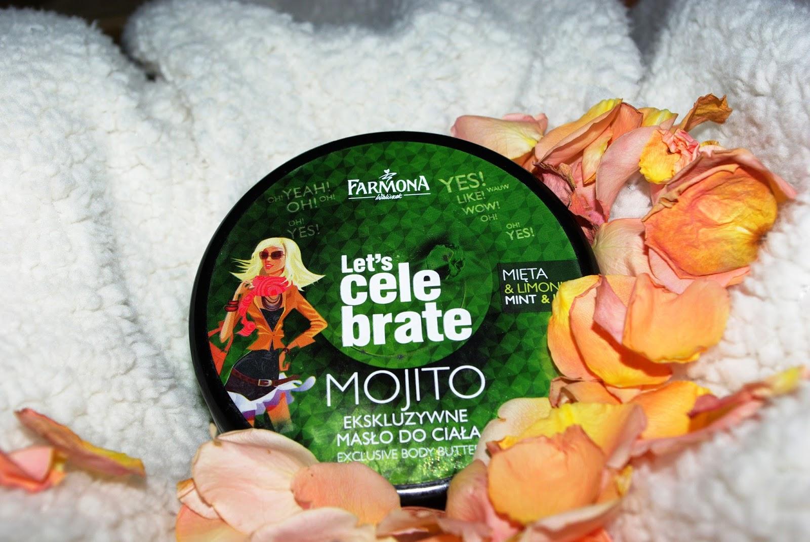 Farmona Let`s Celebrate Mojito - Ekskluzywne masło do ciała