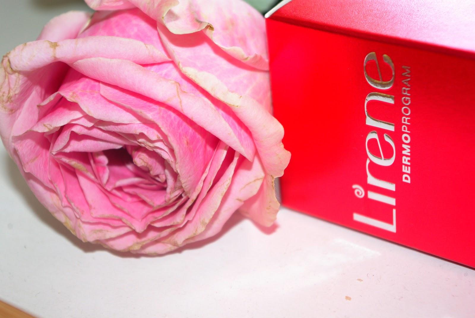 Lirene - silikonowa baza pod makijaż.