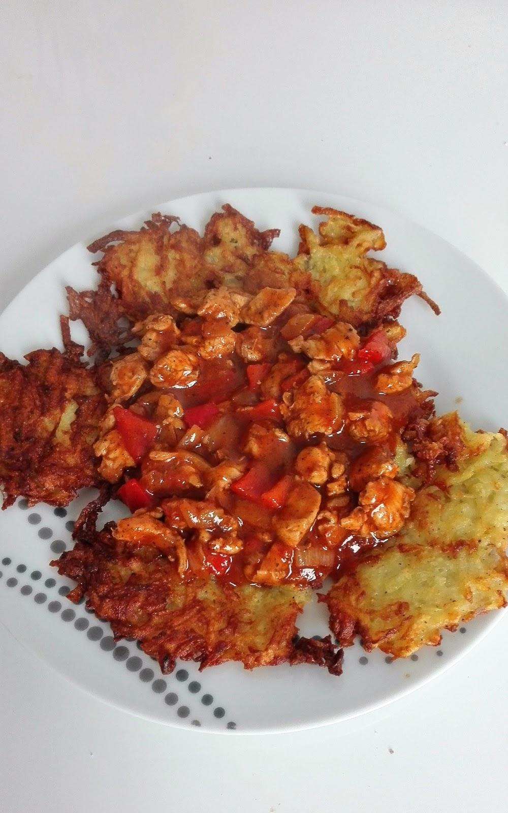 Placek po węgiersku - pyszny i prosty obiad! www.dagmara-rek.pl