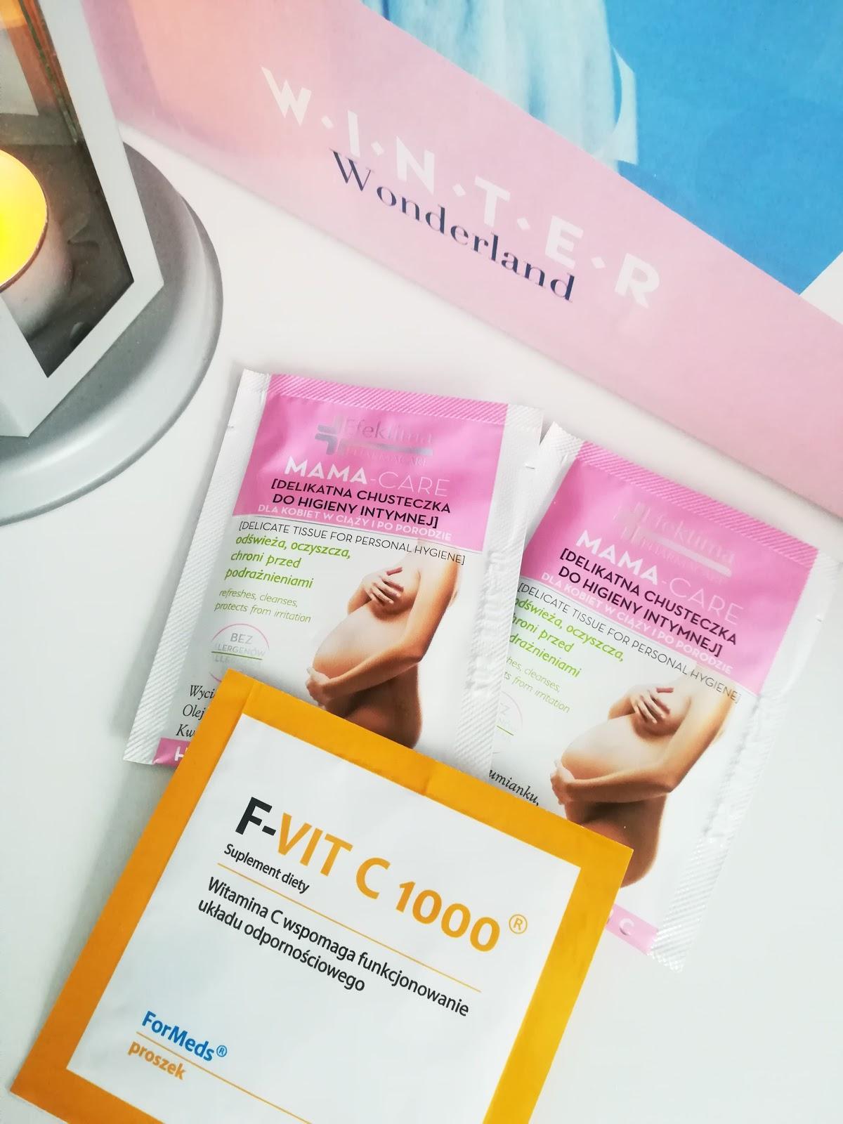 Chusteczki do higieny intymnej - Efektima Pharmacare
