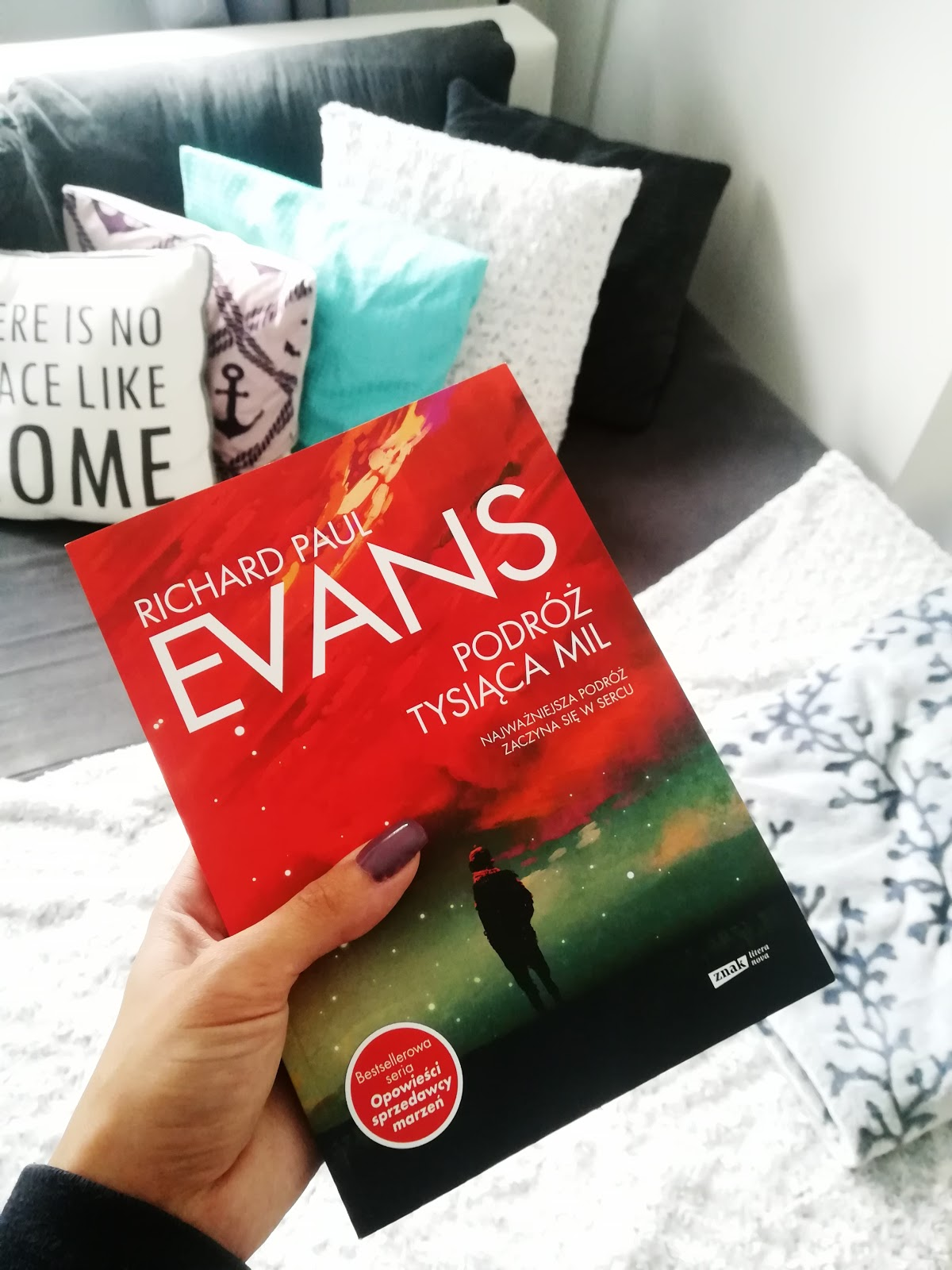 Richard Paul Evans - Podróż tysiąca mil