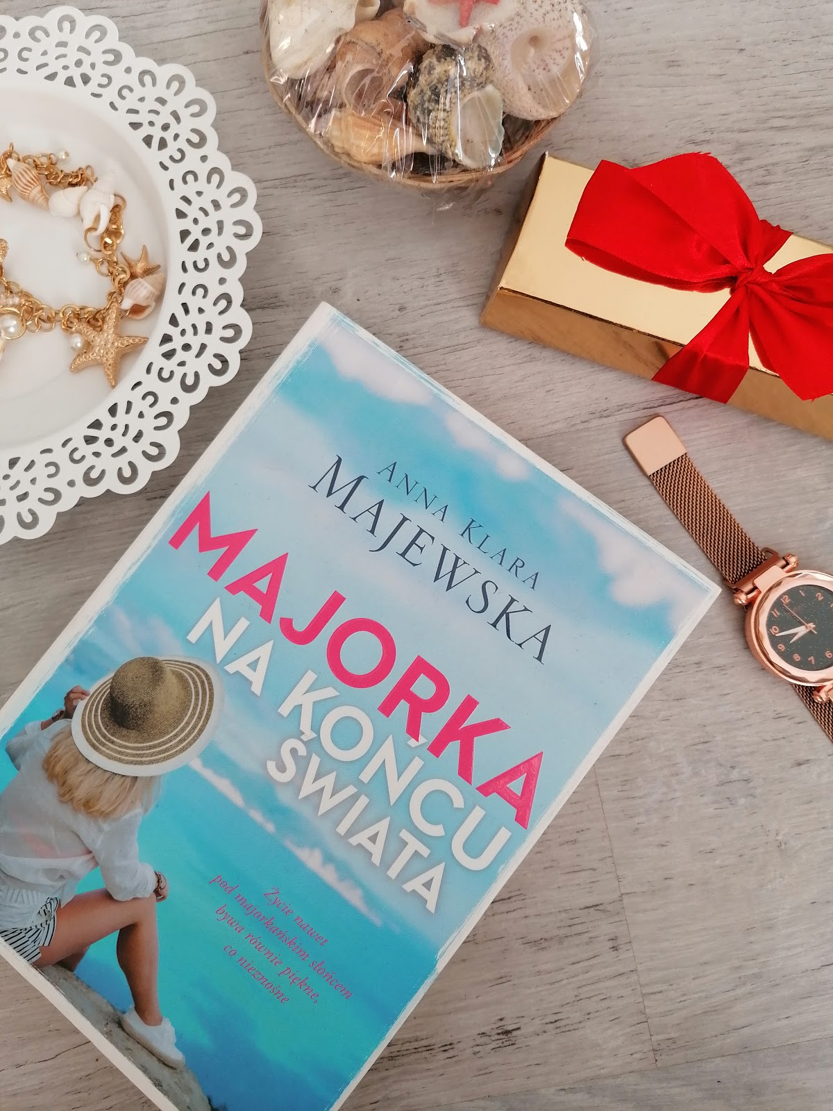 Anna Klara Majewska - Majorka na końcu świata
