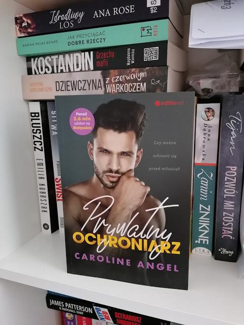 """Caroline Angel - """"Prywatny ochroniarz"""""""