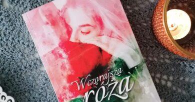 """Daria Rajda – """"Wczorajsza róża"""""""